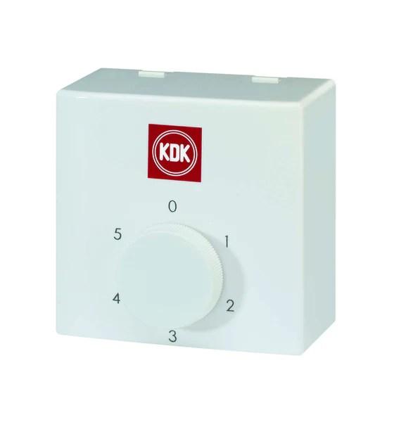 KDK 60 Regulator Ceiling Fan M60SG  Hong Kwang Electric