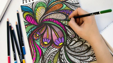 7 benefits of coloring