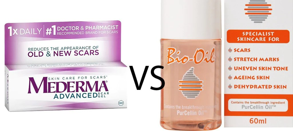 Mederma Vs Bio Oil For Scars Amp Stretch Marks Full Review Which One Really Works