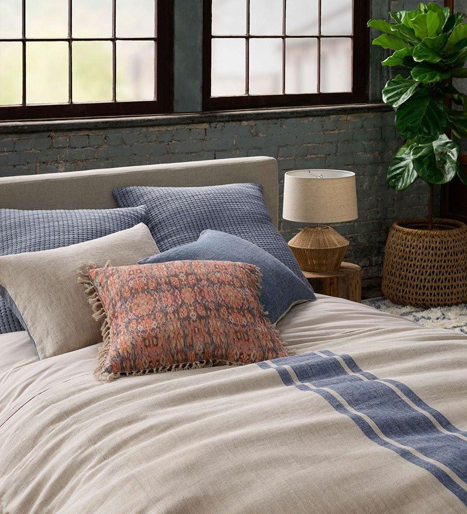 anatolia linen kilim print decorative
