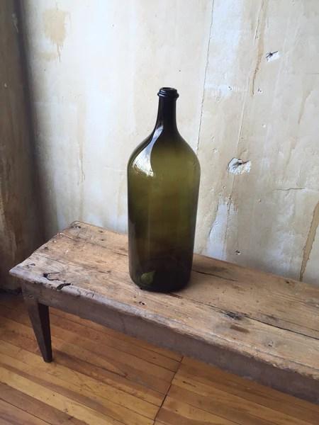Vintage Italian Wine Bottle  SOLD