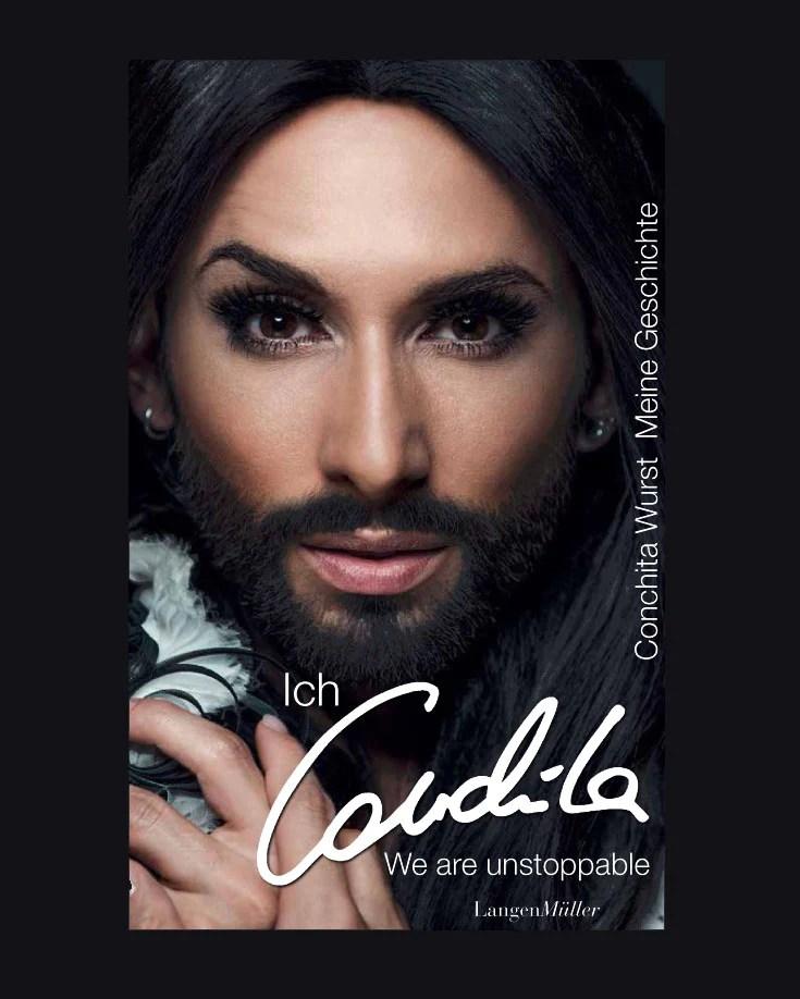 Conchita Wurst Rise Like A Phoenix : conchita, wurst, phoenix, Signed, Being, Conchita, Unstoppable, WURST