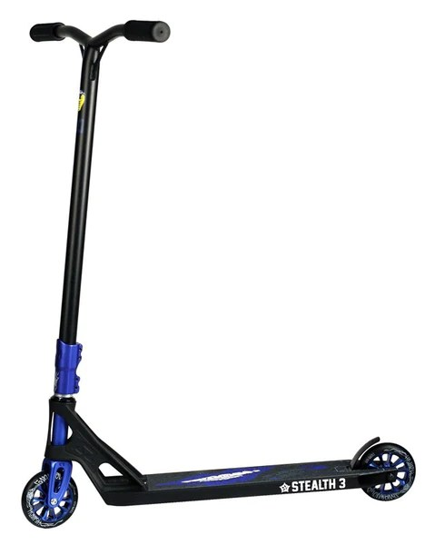 AO Stealth 3 Complete Scooter | Shop Now | Skateboard ...
