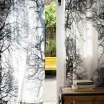 Brushwood Linen Curtain Panels Ella Doran