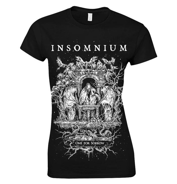 insomnium four for death