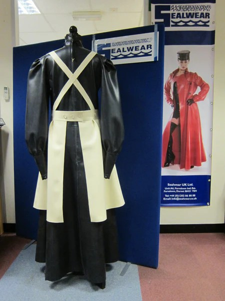 Victorian Maids Outfit  Sealwear