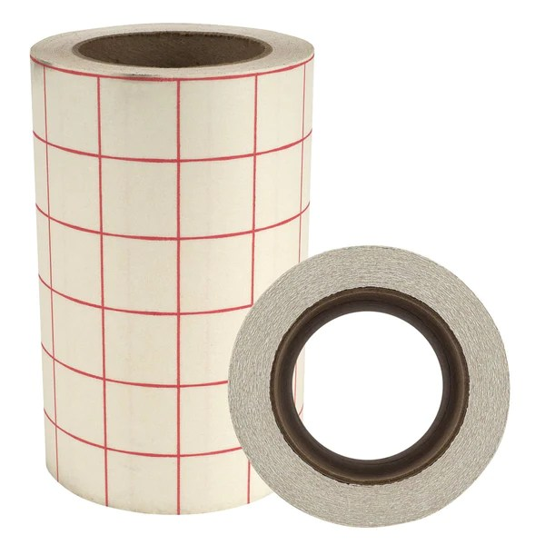 large roll of graph paper