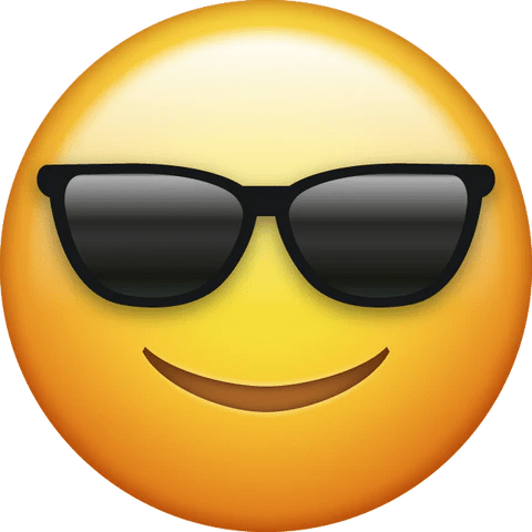 sunglasses emoji free download