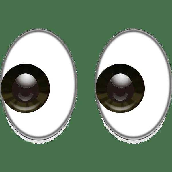 Download Eyes Emoji Icon  Emoji Island
