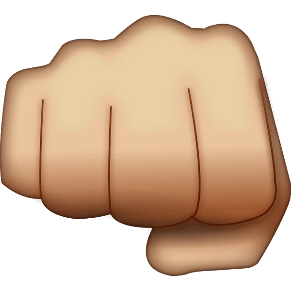 Image result for fist emoji