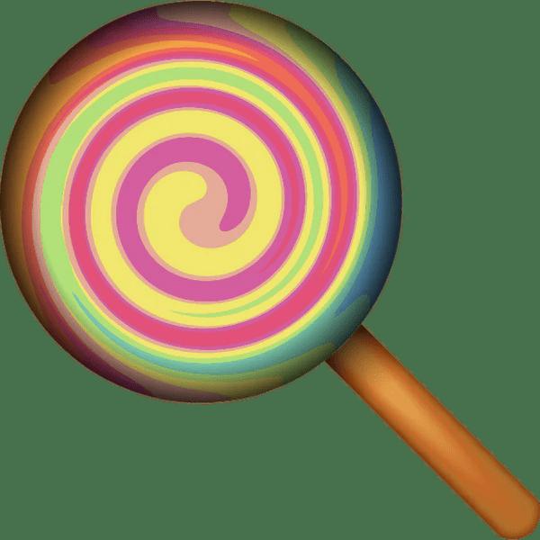Download Lollipop Candy Emoji  Emoji Island