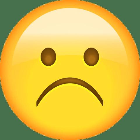 Download Very Sad Emoji PNG