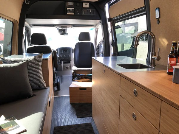 2017 Quot Sierra Nevada Quot Sprinter 4x4 Camper Van For Sale By