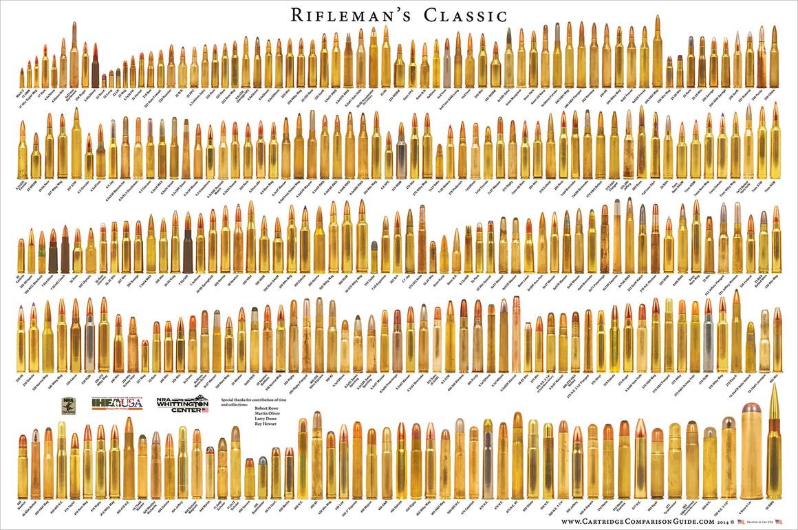 rifleman s classic [ 1160 x 771 Pixel ]