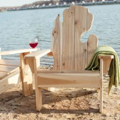Michigan Adirondack Chair Used Stacking Chairs Studio