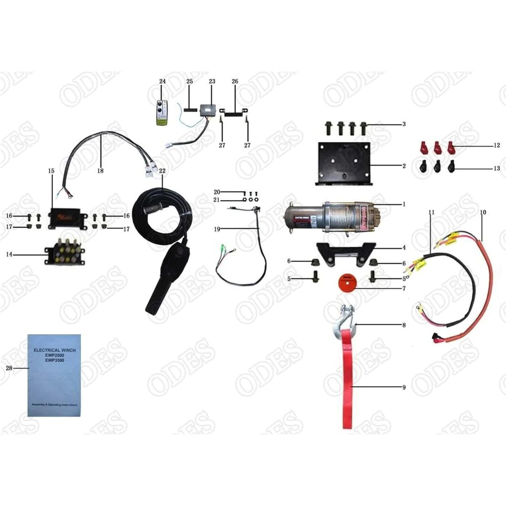 small resolution of odes atv winch wiring diagram wiring diagrams wni odes atv winch wiring diagram