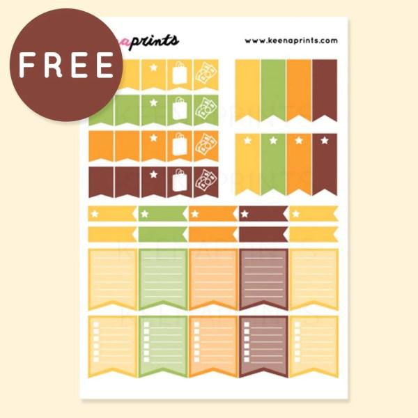 free printable sticker # 27