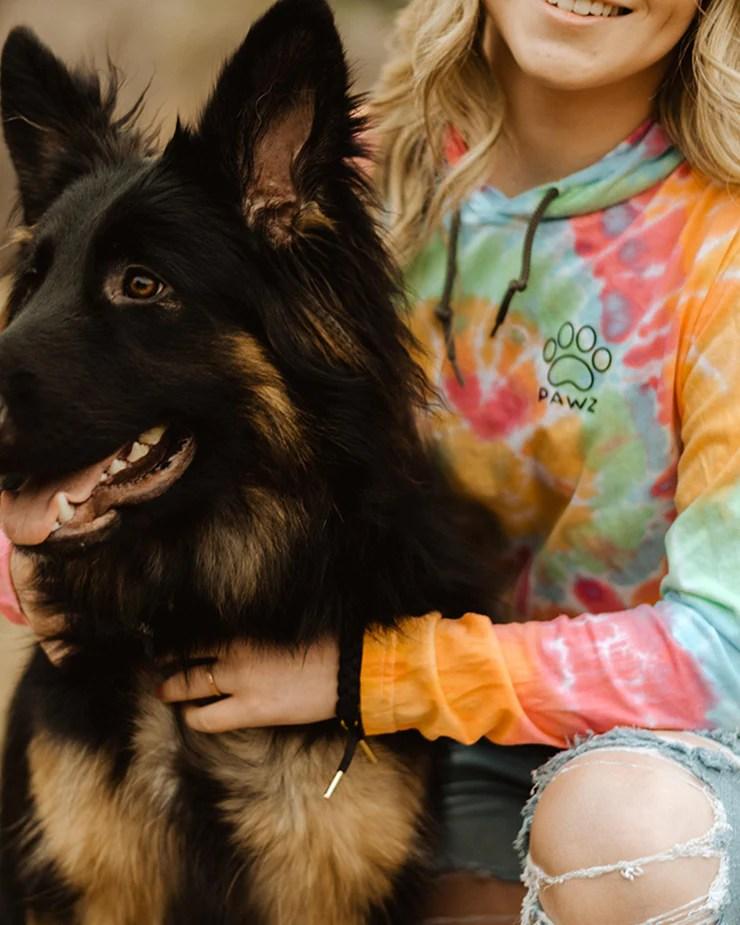Can Dogs Have Sherbert : sherbert, Rainbow, Sherbert, Light, Hoodie