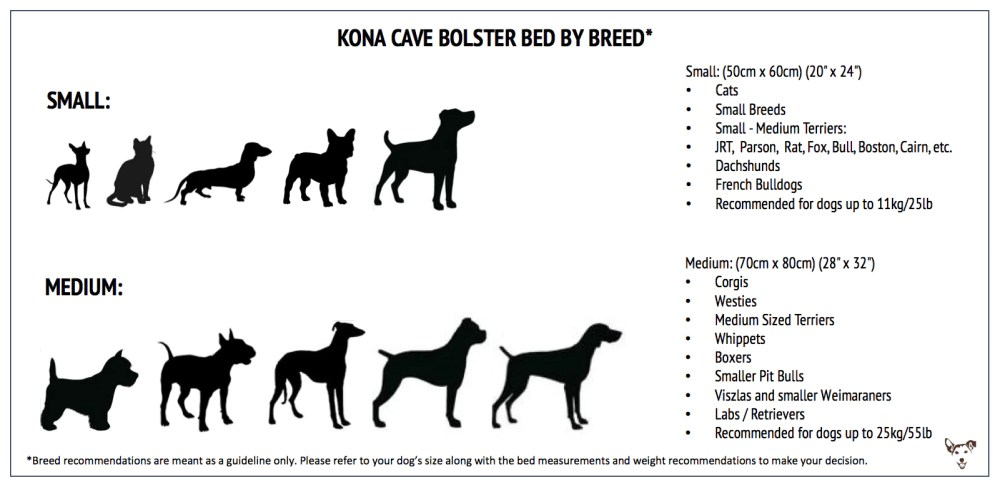 medium resolution of kona cave designer dog beds for stylish dogs and dog owners