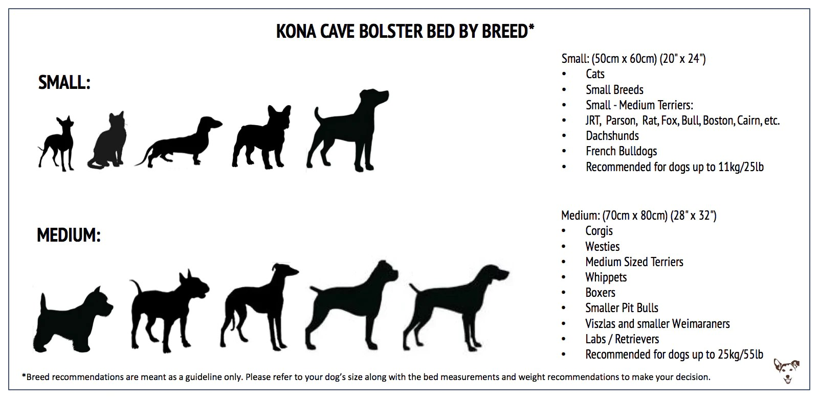 hight resolution of kona cave designer dog beds for stylish dogs and dog owners
