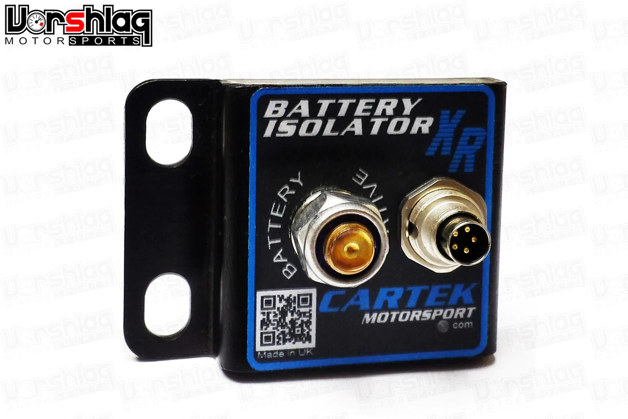 medium resolution of cartek solid state battery isolator xr