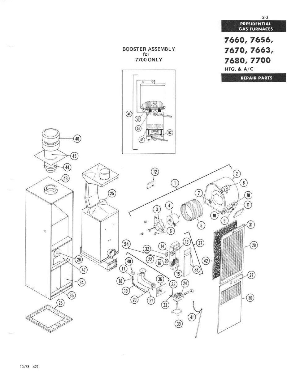 small resolution of 7624 656 coleman gas furnace parts hvacpartstore cooper wiring diagram coleman wiring diagram 7600 series