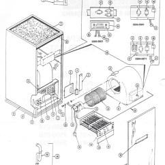 Nordyne Air Conditioner Wiring Diagram 2003 Chevy Silverado 3500 818 Coleman Electric Furnace Parts  Hvacpartstore