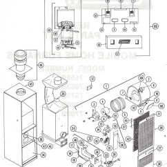 Coleman Mobile Home Electric Furnace Wiring Diagram Junction Box 7680b856 Gas Parts  Hvacpartstore