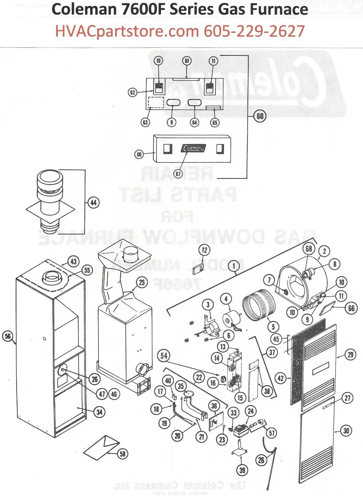 coleman gas furnace diagram wiring diagram expert coleman mobile home furnace schematic 7656f856 coleman gas furnace [ 1462 x 2000 Pixel ]