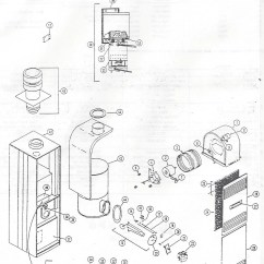 Coleman Evcon Eb15b Wiring Diagram Subaru Engine 7900 6021 B For An