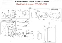 Nordyne Furnace Wiring Diagram E2eb 012ha