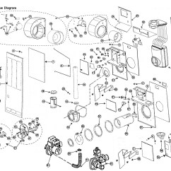 Nordyne Ac Wiring Diagram 2001 Chevy Blazer Radio M1gh077 Gas Furnace Parts  Hvacpartstore