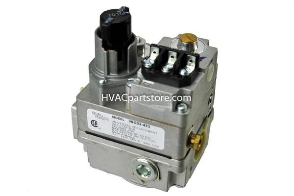 hvac wiring diagrams danfoss mid position valve diagram 7700-3561 coleman gas 36c03-433 – hvacpartstore