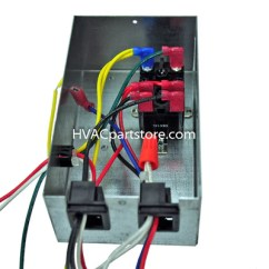 Century Ac Motor Ao Smith Wiring Diagram Of Fold Mountains Formation 18400001 Coleman A/c Control Box 4-wire – Hvacpartstore