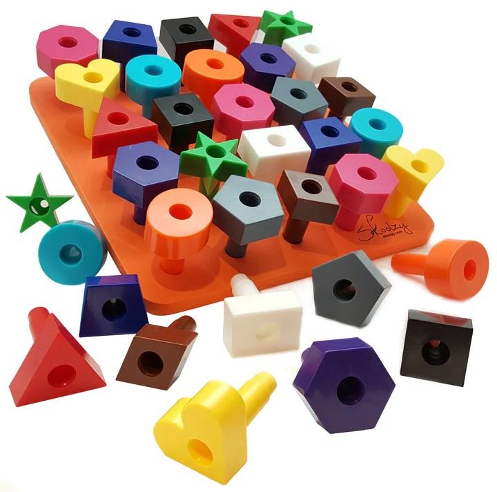 Best Educational Toys For Boys Girls Toys For 1 2 3 4 5