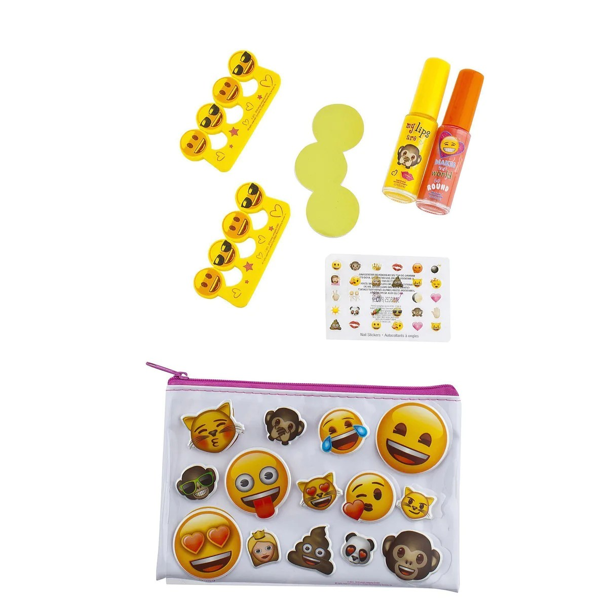 Emoji Ultimate Nail Set Townleygirl