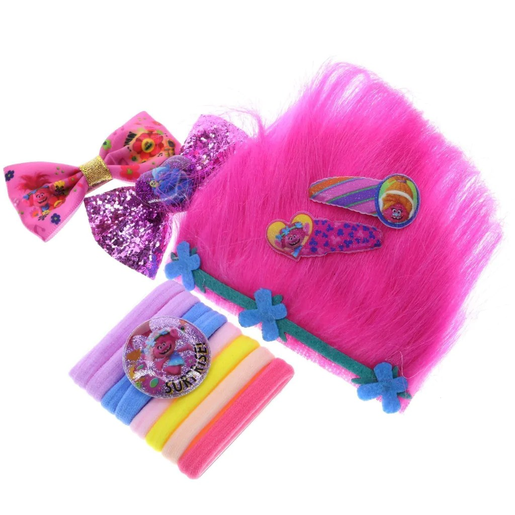 Trolls Hair Accessories Set Townleygirl