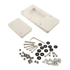 Minn Kota Riptide Wiring Diagram Obd1 Wire Harness Xi5, Xi3 Saltwater Quick Release Plate – Trollingmotors.net