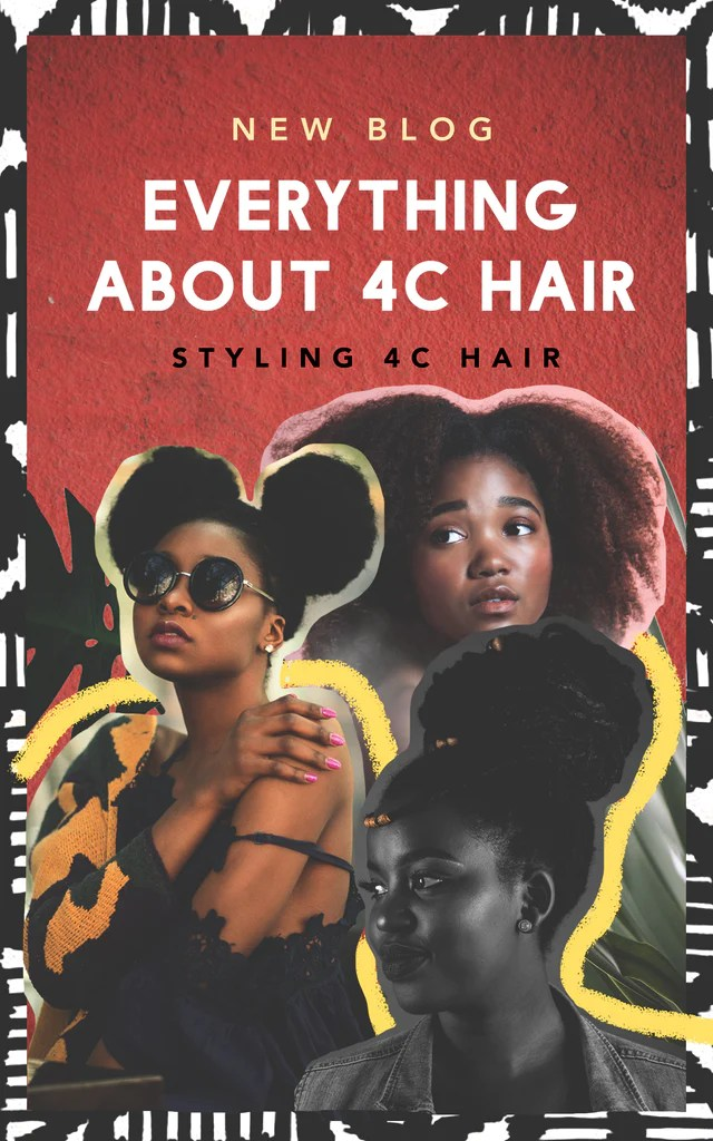 Styling 4c Hair Everything To Know Pt 2 Belle Bar