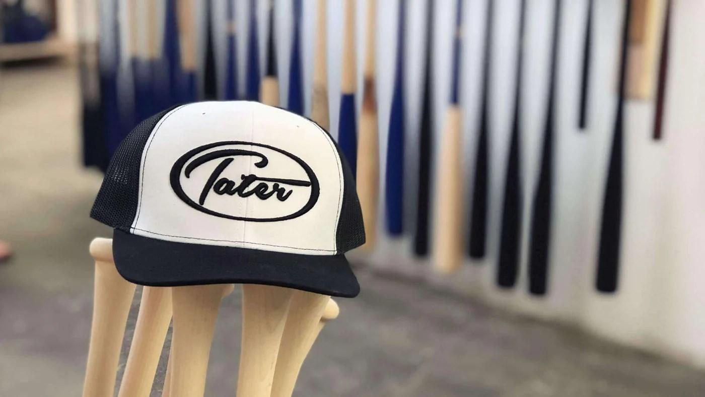 Tater Bats Premium Wood Baseball Bats