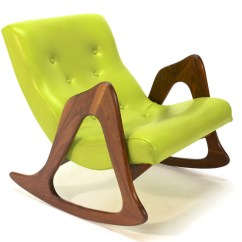 Adrian Pearsall Rocking Chair Tiffany Blue Desk 812 Cr Arroyo Artifacts