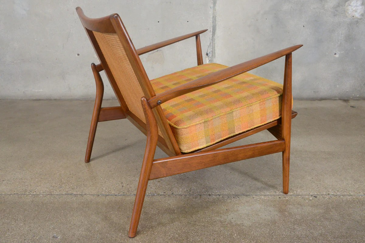 Selig Chair Spear Chair By Ib Kofod Larsen For Selig Arroyo Artifacts