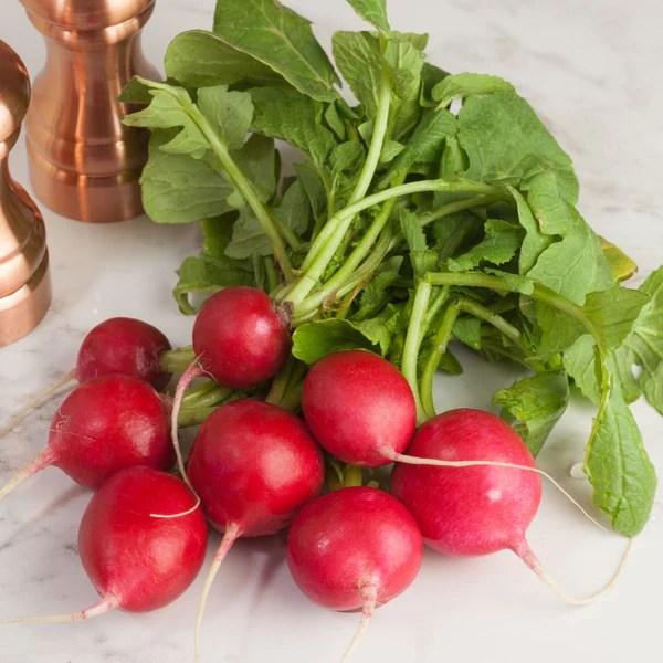 Red Radish Bunch Organic  Milk and Eggs