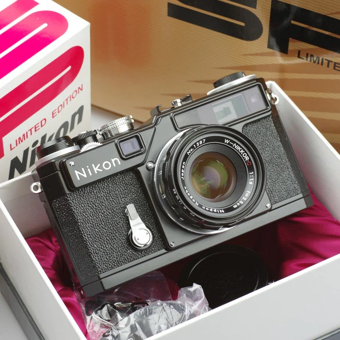 Nikon SP Limited Edition 2005 Kit – Commercial Cameras