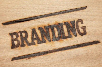 Logo Wood Branding Iron