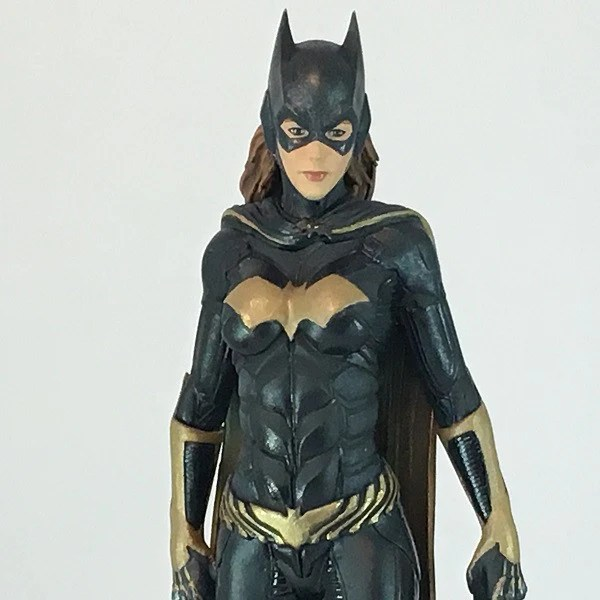 DC Comics Batman Arkham Knight Batgirl Statue  Icon Heroes