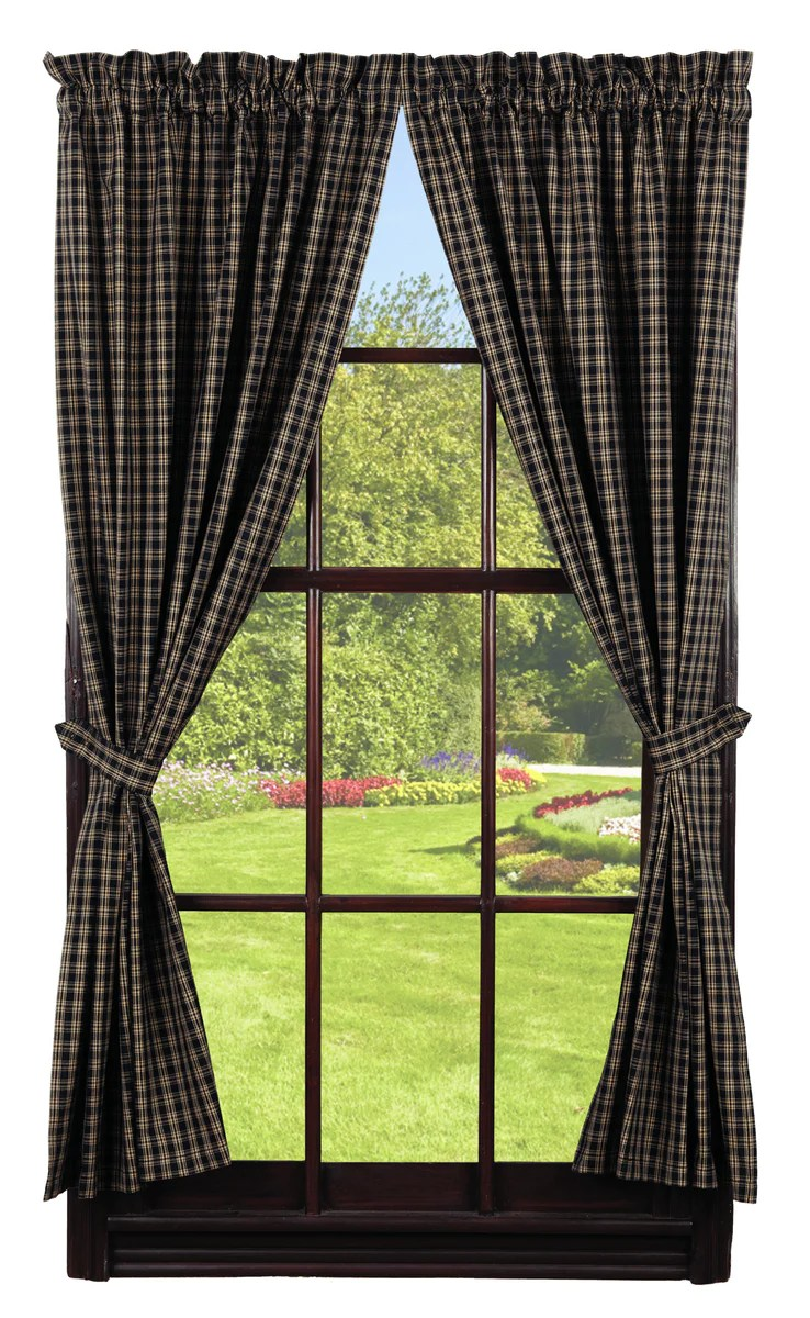 Country Farmhouse Curtains Country Kitchen Curtains Amp Window Treatments Page 2 DL Country Barn