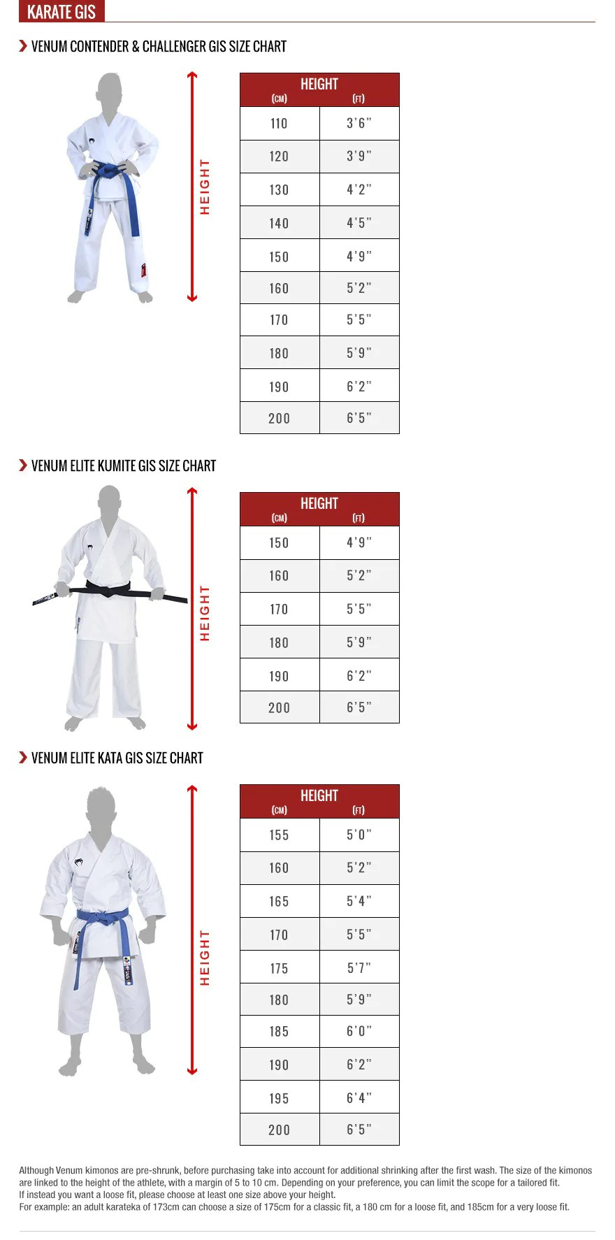Venum elite kata karategi also  hatashita retail rh