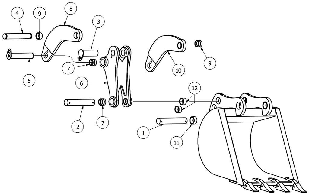 John Deere Backhoe Bucket Parts Black White_1024x1024?resize=665%2C419&ssl=1 john deere 310 sg parts the best deer 2017 john deere 310sg wiring diagram at soozxer.org