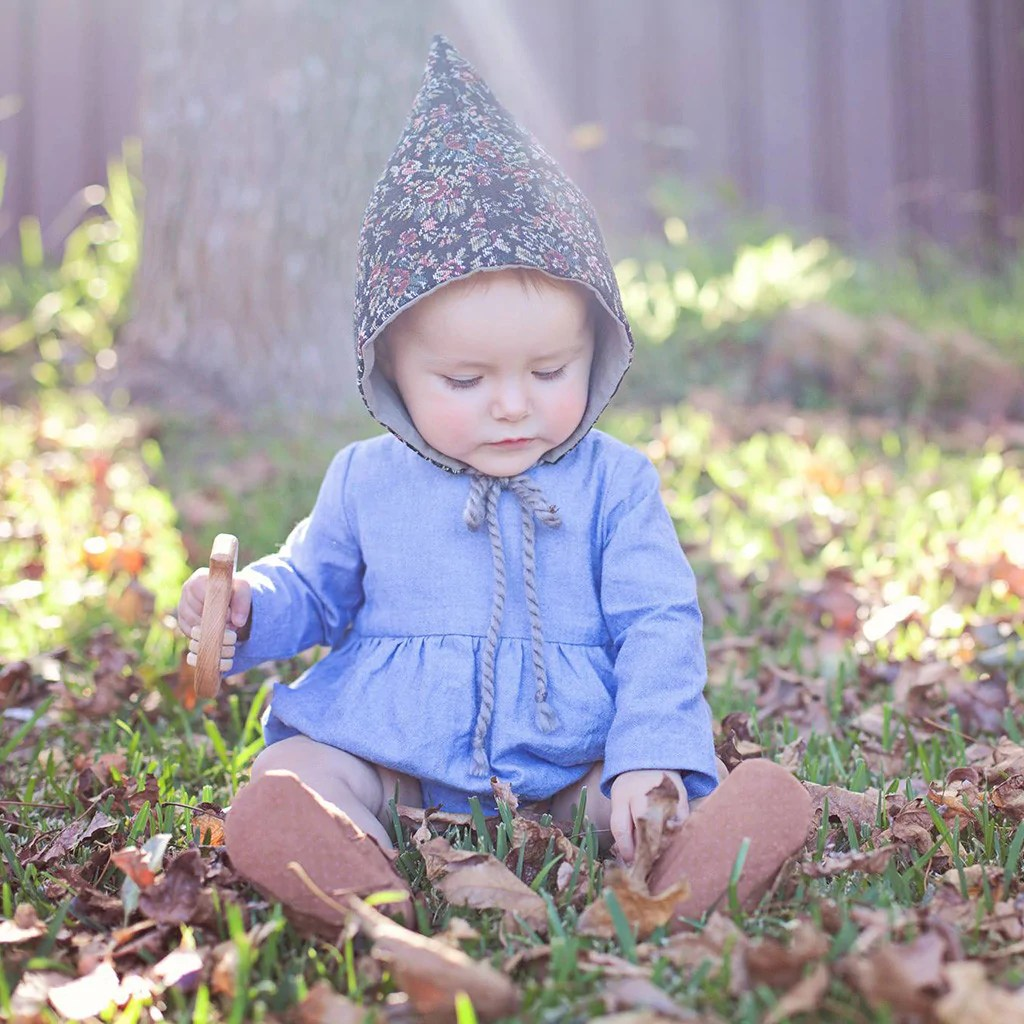 Fabric Pixie Baby Hat Pattern